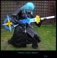 Dance Water Dance +Saix Style+ by sora1992