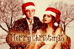 Merry Christmas Dramione ! by N0xentra