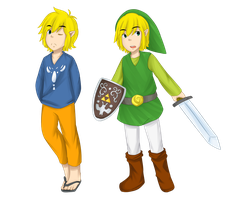 Links by hikakomori