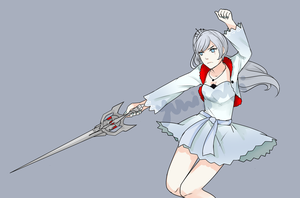 Weiss WIP  * updated* by Yunisaki