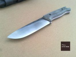 Big Scout by MLLKnives