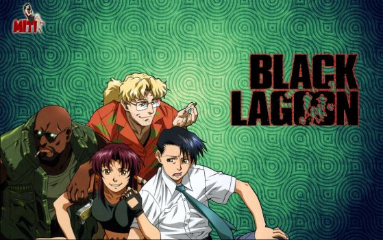 Black Lagoon Wallpaper by mitgoku