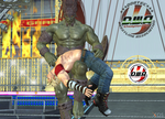 Nasty Piledriver! by MMPW