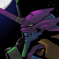 Moonlit Eva by TDA-3d
