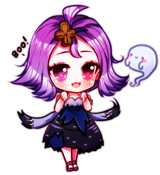 Acerola Chibi Collab by my-berry