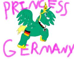 Princess Germany by Wolvestorms