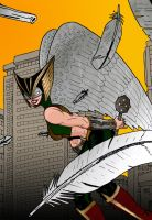 Hawkgirl by lone-wolf-boudin