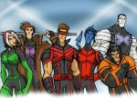 An AMAZING X-GROUP! by Sabrerine911