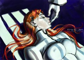 Bleach. Dream. by jen-and-kris