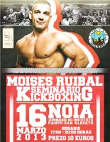 Seminario Kick Boxing con Moises Ruibal Wallpaper by Castivaz