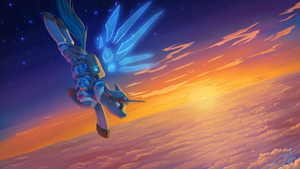 The Skydiving by 1Jaz