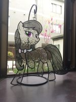 Stained Glass Octavia Melody by mekab-hiro
