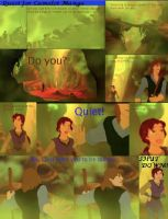 Quest for Camelot manga by smirks105