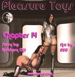 Cover of Pleasure Toys 14 by B69comics