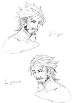 Glayv-and-Lyxen by sango691