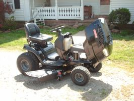Lawn Mower Stock by Noxtu-Stock