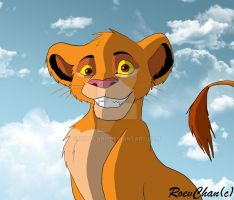 Simba by RoevChan