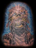PowerSlave by Mr-Taboo