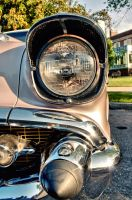 Detail Series-'57 Chevy Headlights by funygirl38