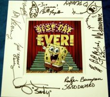 SPSP cast sign for sale by maggifan