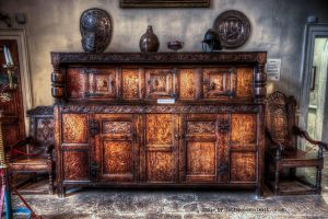 Furniture Fit For A Great Hall by GaryTaffinder
