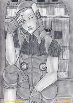AGF - Pondering by Abinition by The-SMT-Club