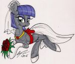 Wedding Dress Maud by newyorkx3