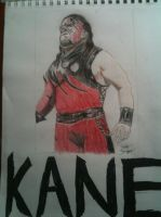 The Big Red Machine, KANE by KaneFan57