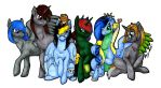 Admin Group Picture by Khimera