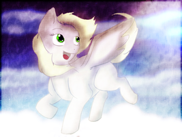 :AT: Artsy in the sky by Creativepup702