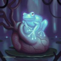 Frog by jslattum