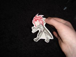 paperchild- Axel by Frodocanflip