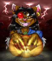 Happy Trick or Treating 2015 by shaloneSK
