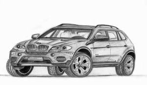 BMW X5 by MentosDesign