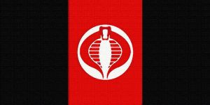 COBRA ISLAND FLAG by omkr01