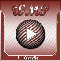 "Stripes ""WMP"" by aroche"
