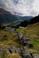 Alpine valley II by mutrus