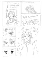 My first manga ever Page 2 by curseofthemoon