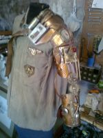 Col. Angus Armour by Steampunk-Italia