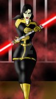 Bastila Shan by JosephB222 by darkchocolatebrownie