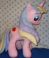 Handmade Plushie Holly Dash So Cute!! by CuddlyCritters