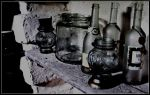 Old bottles by sungreenrise