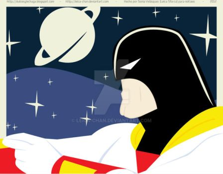 Space Ghost: Second Piece by Leica-chan