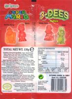 Super Mario 3-Dees Jellies Back by xFlowerstarx