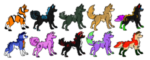 Theme Adoptables 1 by Aevadopt