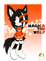 Magica The Wolf by Sky-Yoshi