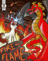 Fire and Flame by MergebyLie
