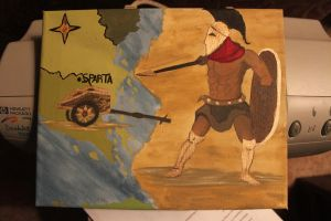 Sparta - Social Project by WhyteHawke
