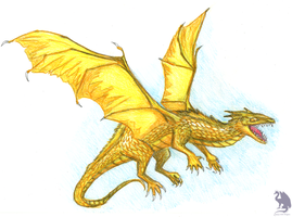 Pyrite by Flying-With-Dragons