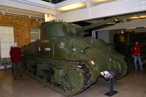 M4 SHERMAN TANK by Sceptre63